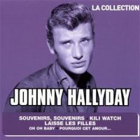 Cover Johnny Hallyday - La collection [Sony Music]